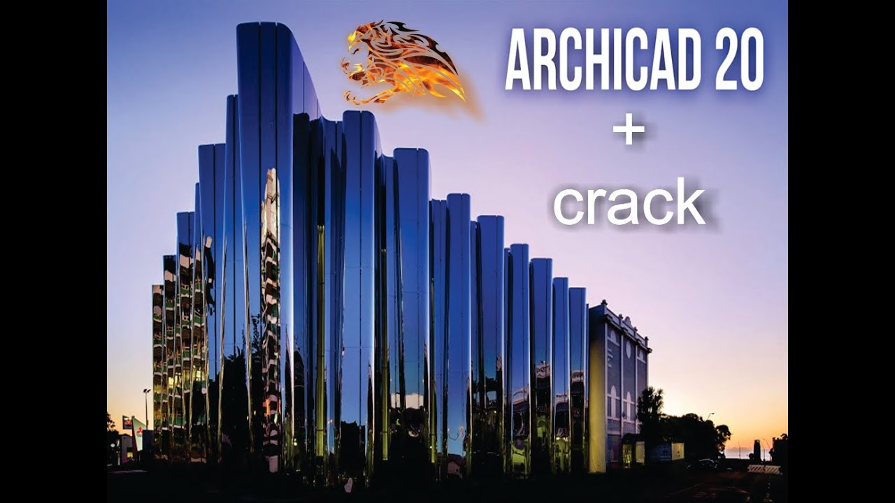 télécharger archicad 20 + crack gratuitement+torrent