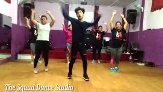 bandh mere pairo mein payaliyafitness choreography by mausam magar the squad dance studio