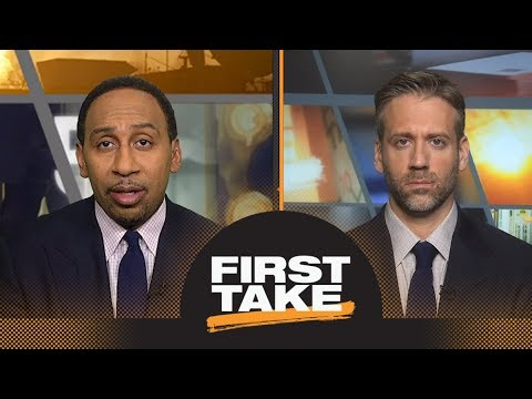 Stephen A. and Max remember Kobe Bryant's career   First Take   ESPN