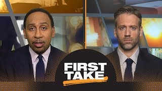 Stephen A. and Max remember Kobe Bryant's career | First Take | ESPN