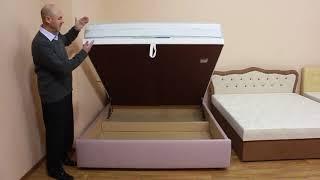 Кровати фабрики КАТУНЬ, обзор