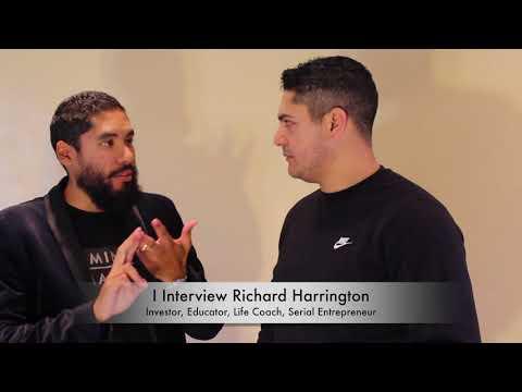 I  Richard Harrington On Passion & Starting Companies