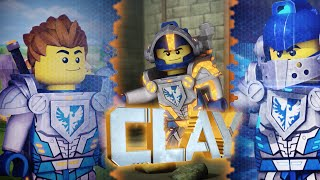 Clay: Live by the Code - LEGO Nexo Knights - Mini Movie