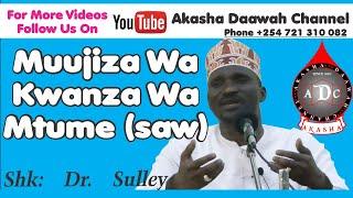 Download Video DR SULE...MUUJIZA WA KWANZA WA MTUME SAW (the living sahabi tree) 11 06 2018 MP3 3GP MP4