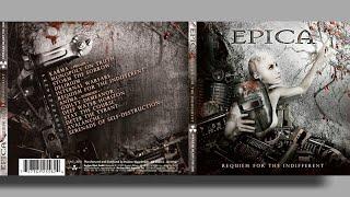 Epica    Requiem For The Indifferent - FULL ALBUM (HQ)