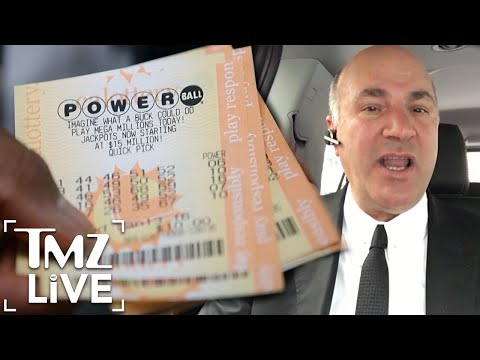 Powerball Warning From Kevin O'Leary of 'Shark Tank' | TMZ Live