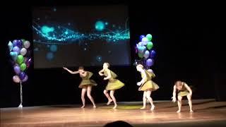 26 мая 2018г. VG - 2 группа. ВАЖНЕЕ ЦЕЛИ. Школа танца Виктории Гофман. № 16.