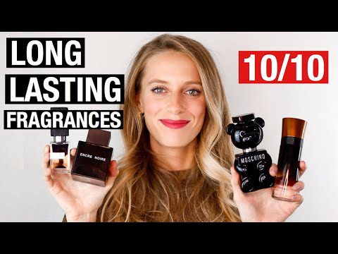 10 SUPER LONG LASTING (12h+) Fragrances for Men