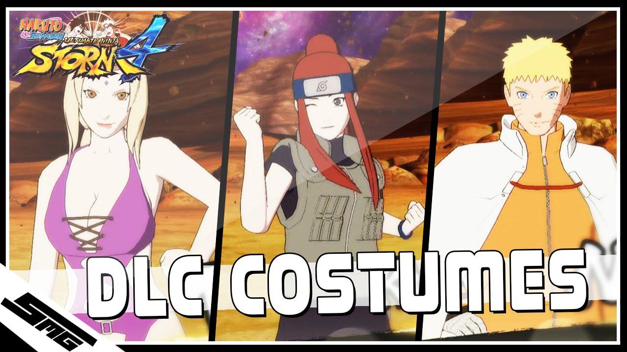 Naruto Shippuden Ultimate Ninja Storm 4 Kinder T-Shirt Unisex