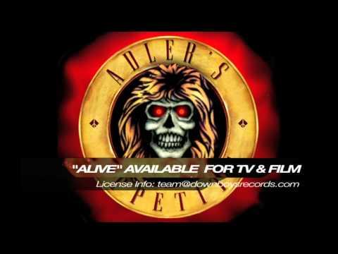 Steven Adler / Adler's Appetite  Alive EP Preview