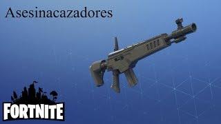 Normalite / Hunter Killers ? Fortnite: Saving the #323 World