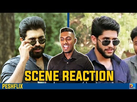 Premam Ragging Scene Reaction | Nivin Pauly vs Naga Chaitanya | PESHFlix Entertainment