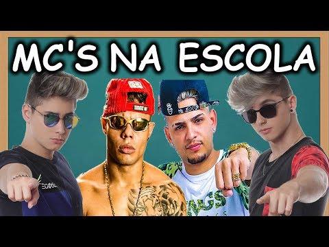 MCS NA ESCOLA  MC LAN E MC WM - WIFI GRÁTIS ‹Irmãos Berti›