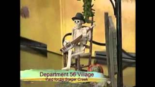 My Village 2-in-1 Halloween & Fall Background - Featured on WSLS 10