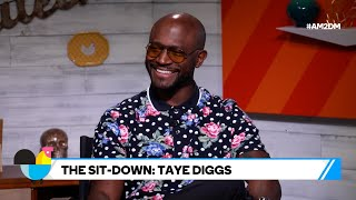 Taye Diggs On Being Romantic Comedy Royalty And His Talk Show
