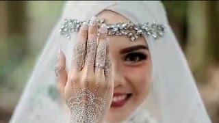 Свадебное платье хиджаб