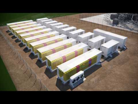 Carnegie's Battery Energy Storage Solution For South Australia