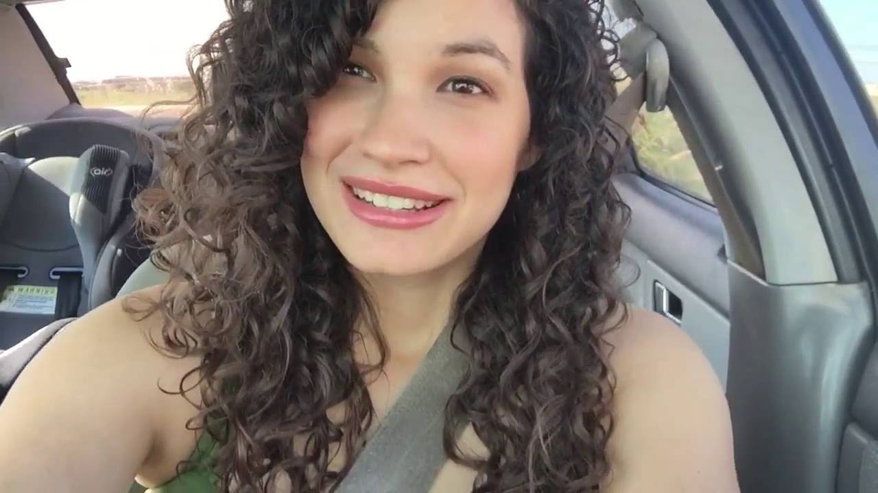 Curly Hair Experiment Curly Hair Solutions Original Curl
