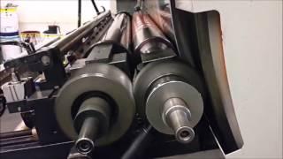 8 Renk Tamburlu Flexo Baskı Makinası PROMATEK MAKİNA