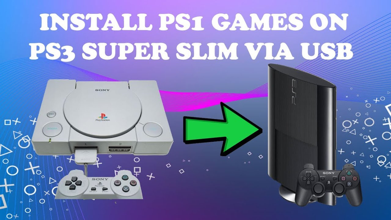 does the ps3 play ps1 games