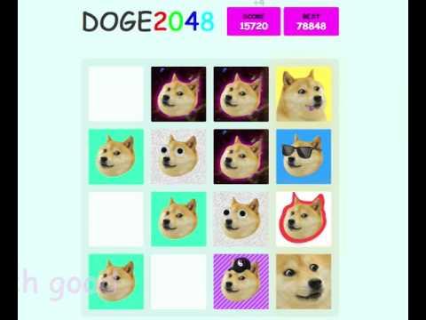 Doge 2048 Gameplay 10