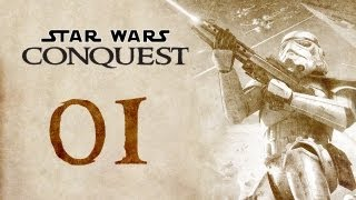 Star Wars Conquest (Mount & Blade Mod; Special Feature) - Part 1
