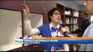 GDC: Let Dana Do It! Ronald McDonald House (Part 1)