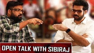 """Reason behind Ajith sirs walk is .."" An open talk with Sibi Sathyaraj!"