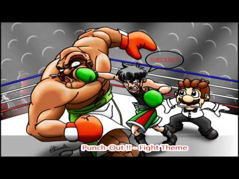 Punch-Out!! - Fight Theme (Power Metal Arrangement)