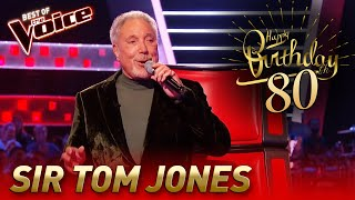 The best Tom Jones covers in The Voice   Top 5