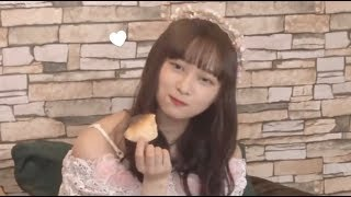 注目ポイントは麺をすするのが壊滅的に下手な絢音ちゃん Ayane Suzuki (...