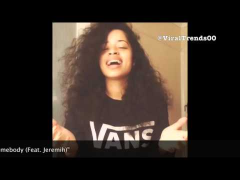 All of Ella Mai's Instagram singing videos 💖
