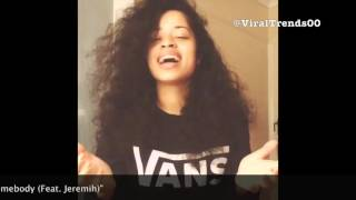 All of Ella Mai's Instagram singing videos 💖