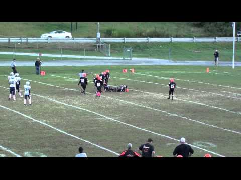 Youth football No Huddle Spread Offense
