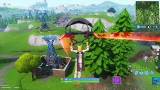 Fortnite Cracks in the Ground Log 2 Day 2