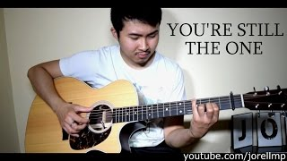 Shania Twain - You're Still The One (Fingerstyle cover by Jorell) INSTRUMENTAL | KARAOKE