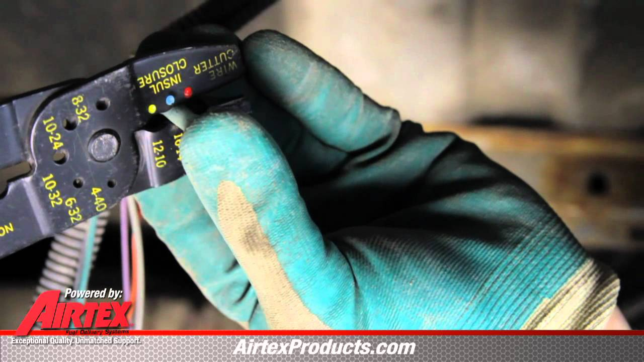 How to Install New GM Wire Harness on Fuel Pump Module