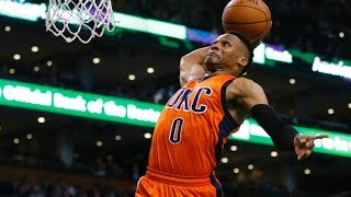 NBA Loudest Dunks! Video