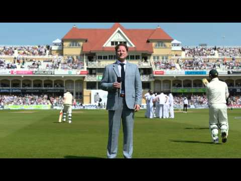 Jerusalem - Hymn - England Cricket Team - Investec Ashes Series - Sean Ruane