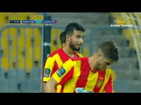 Acc 2017 J03 Est Vs Al Hilal Saudi 2 1 But De Haythem