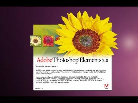 Photoshop elements 2. 0 tutorial youtube.