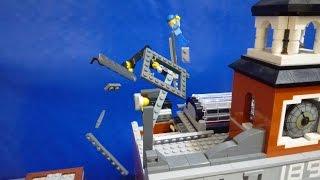 LEGO Elevator - Лифт