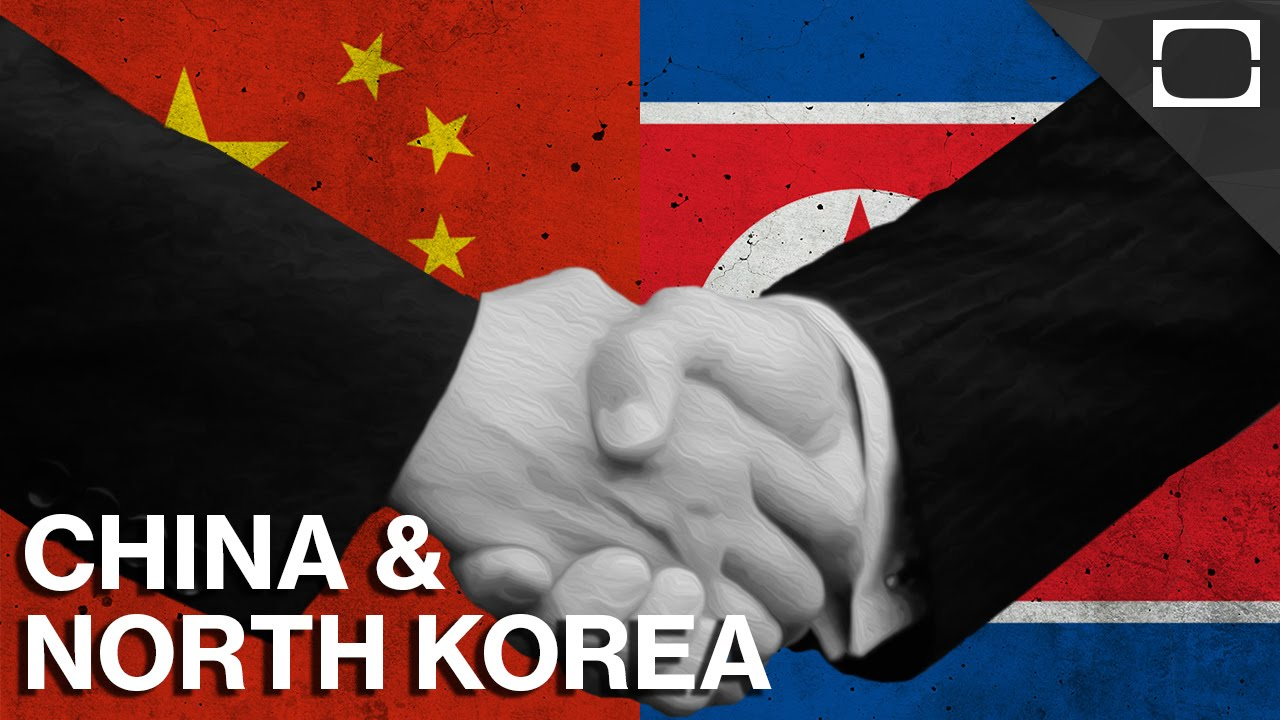 Image result for Chinese back up N.Korea