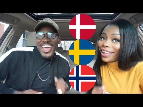 REACTION| DENMARK vs SWEDEN vs NORWAY Rap/Hip Hop/RnB Part 2