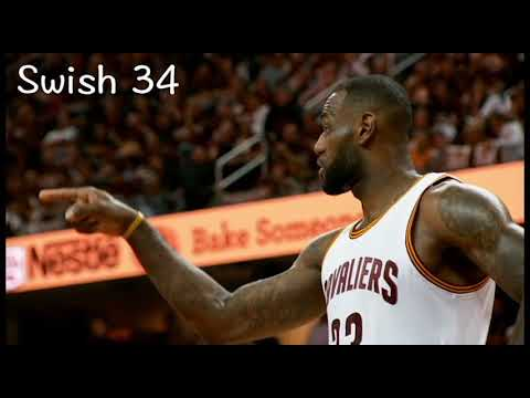 LeBron James Mix-Left Hand Right Hand