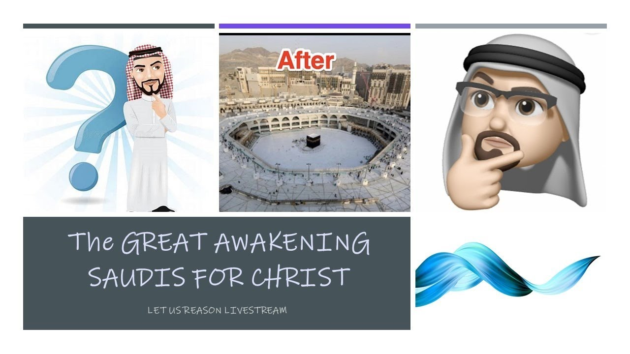 Let Us Reason - Special Edition - Why Saudis are following Christ ...