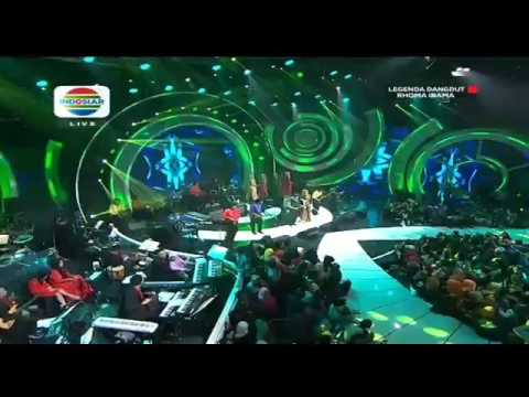 Duet Romantis Syahdu Rhoma Feat Iyeth Bustami - Pantun Cinta (High Quality Audio)