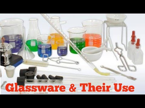 Laboratory Equipments | Apperatus | Glassware And Their Use | Full List