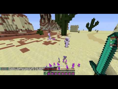 Minecraft VortexPvp Kitpvp Hacker