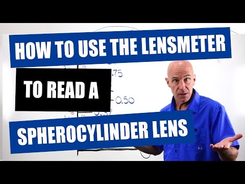 how-to-use-the-lensmeter-to-read-a-spherocylinder-lens